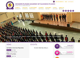 Seshadripuram Academy of Business Studies