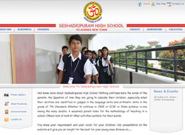 Seshadripuram High School
