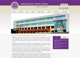 Seshadripuram Degree College, Mysuru