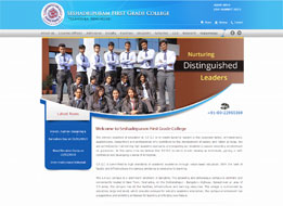 Seshadripuram First Grade College
