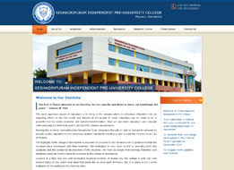 seshadripuram independent pre-university college