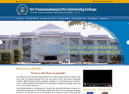Sri Venkateshwara Pre-University College