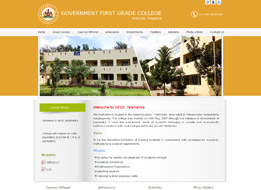 Government First Grade College, Yelahanka